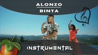 Alonzo - Binta [ INSTRUMENTAL ] remake sur fl studio