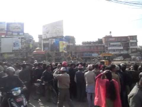 House destryed by Government of Nepal chabahil kathmandu nepal