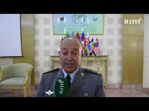 Video : Opérations de maintien de la paix des Nations unies : Les propositions d'Agadir présentées au COE-Contingent Owned Equipment 2020