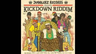 WARD 21 - BULLY A MI NATURE / KICKDOWN RIDDIM [JUGGLERZ RECORDS] / NOV 2012