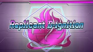DDR 2014/2015 Replicant D-Ignition BGM