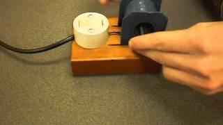 Imantação Corrente Elétrica