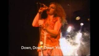 Alice In Chains - We Die Young (With Lyrics)
