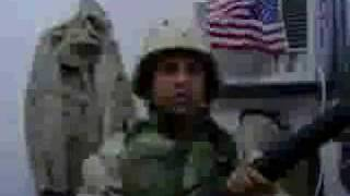 marine song i know the quality isn't that good but the song is