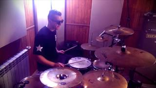 A3M - Pawbeats ft.Quebonafide, Kasia Grzesiek - Euforia (Drum Cover)