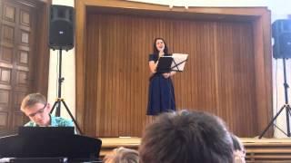Luiza Spiridon & Cadmiel Botac - Tata azi Te rugam (LIVE)