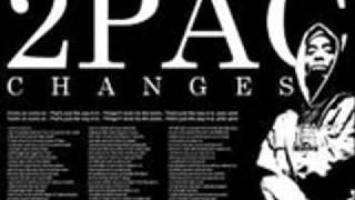 2Pac - Changes Instrumental