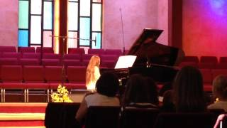 Piano Concert - The Swan and The Steeplechase - Violeta
