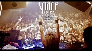 DJ BL3ND II SPACE Ibiza 25th Anniversary World Tour II Official Aftermovie