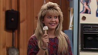 The 'Full House' When D.J. Almost Starved Herself To Death width=
