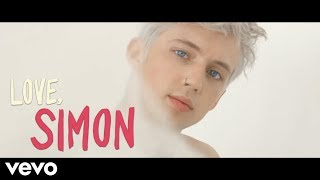 Troye Sivan - Strawberries & Cigarettes (Love, Simon Music Video) width=