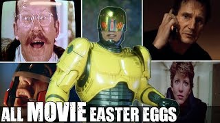 """Robocop """"I am the LAW!"""" ( Movie References & Easter Eggs - Mortal Kombat 11 Aftermath )"""