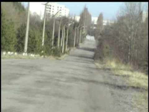 Prypeć – wjazd do miasta (zapowiedź filmu)