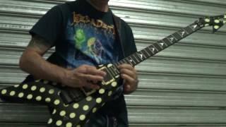 Megadeth - Symphony of destruction (guitar solo cover)