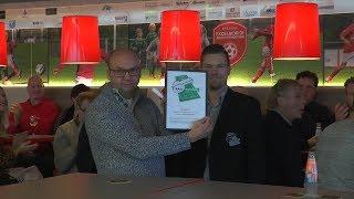 Screenshot van video Excelsior'31 wint enquête Scheidsrechtersvereniging Nijverdal en Omstreken 2017/2018