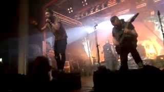 Caliban - Wolves and rats (live)