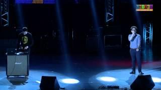 Apashe - No twerk (LIVE COVER) [Maschine mk2 + Beatbox]