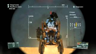Metal Gear Solid V: The Phantom Pain -Twerking