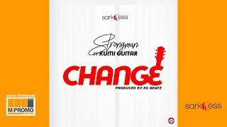 Strongman - Change ft. Kumi Guitar (Audio Slide)