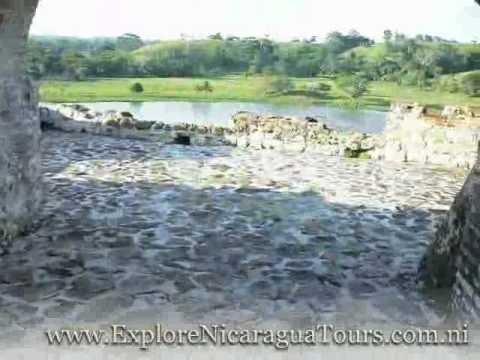 Explore Nicaragua Tours castillo de la imaculada concepcion.