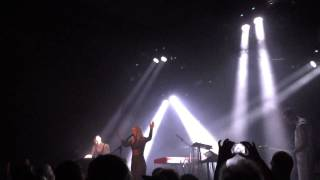 AUSTRA live - Beat and the Pulse, Heidelberg, Halle02