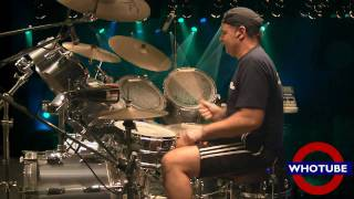 The Who - Behind Blue Eyes - Virtual Cover - The Drum Channel