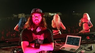 Dive into HELLFEST with DJ MIKE ROCK!!!