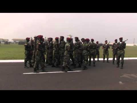 The Liberian Army