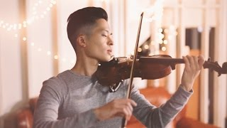 All We Know - The Chainsmokers - Violin cover by Daniel Jang