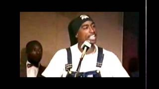 Tupac  - No peace treaty Black Expo Speech