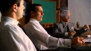 mad men, when i see nixon