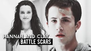 Hannah and Clay || Battle Scars