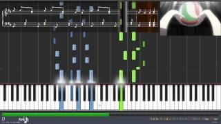Haikyuu!! Ending 1 - Tenchi Gaeshi (Synthesia)