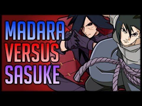 Download Video Sasuke Vs Madara