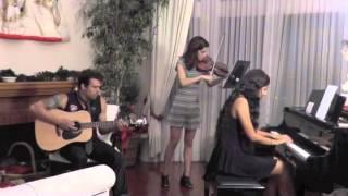 Lex - Ratatat : Piano, Violin, and Guitar Trio Cover