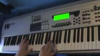 Piano Cover - Astro Boy - End Credits (TV Theme) 80s