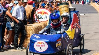 Fun Times Come in Soapboxes | Red Bull Soapbox Race Los Angeles 2017
