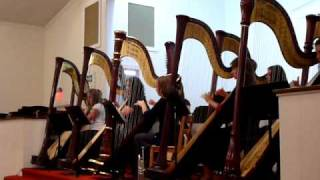 Come Thou Fount Of Every Blessing - Chamber Harp Ensemble