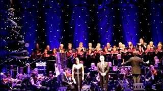 Jose Carreras, Natalia Ushakova ► Stille Nacht, heilige Nacht LIVE 20.12.2012 HD ♫♪♫