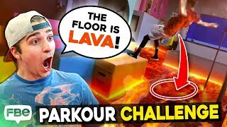 Don't Choose The WRONG Floor | EXTREME Floor Is Lava CHALLENGE!