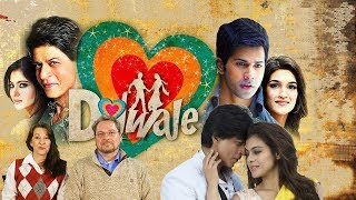 Dilwale Official US Release Trailer (2015) - Shah Rukh Khan Action Comedy HD width=