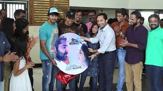 Ohm Shanthi Oshaana Audio Launch