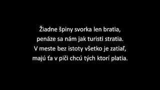Separ ft. Rytmus - Praha (Mixtape) (Text) (Lyrics)