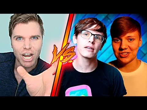 Onision's Desperate Callouts at iDubbbz & Pyrocynical