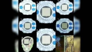 Digimon Adventure Tri Digievoluciones + Digifusion Omegamon
