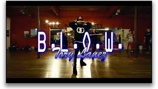 Tory Lanez - B.L.O.W. Choreography | by Mikey DellaVella | @torylanez