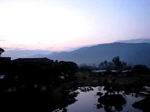 View from Phulbari Resort, Pokhara, Nepal