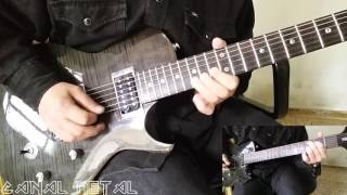 #Suicidal Tendencies - You Can´t Bring Me Down - Guitar Solo + Rythm Guitar (solo) + Intro