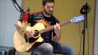"Jeff Alves - ""Dupla Traição"" (Djavan) [FingerStyle]"