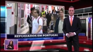 Refugiados em Portugal